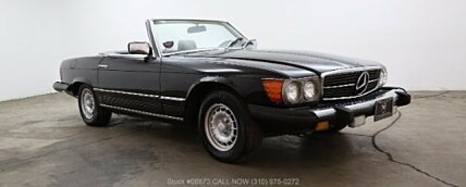 1981 Mercedes-Benz 380SL for sale 100915123