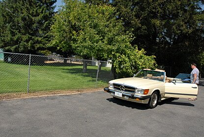1981 Mercedes-Benz 380SL for sale 100925403