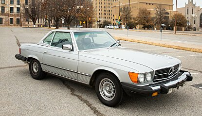 1981 Mercedes-Benz 380SL for sale 100926314