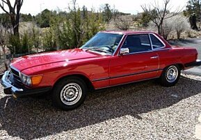 1981 Mercedes-Benz 380SL for sale 100927210