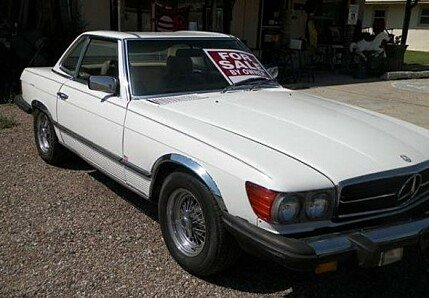 1981 Mercedes-Benz 380SL for sale 100943288