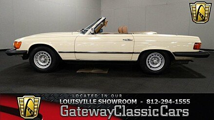 1981 Mercedes-Benz 380SL for sale 100965141