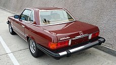 1981 Mercedes-Benz 380SL for sale 100987278
