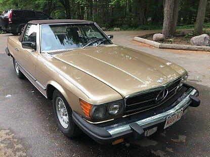 1981 Mercedes-Benz 380SL for sale 100990604