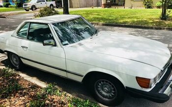 1981 Mercedes-Benz 380SL for sale 101003137