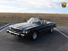 1981 Mercedes-Benz 380SL for sale 101034205