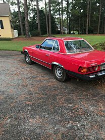 1981 Mercedes-Benz 380SL for sale 101037564