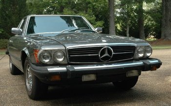 1981 Mercedes-Benz 380SL for sale 101056945