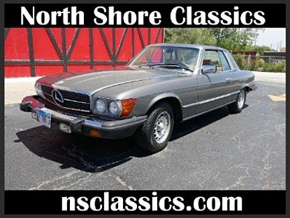 1981 Mercedes-Benz 380SLC for sale 100879474