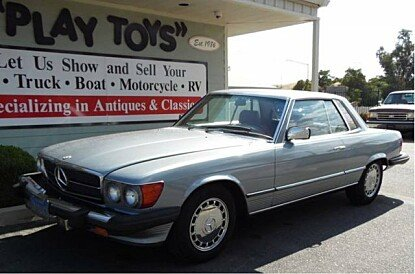 1981 Mercedes-Benz 380SLC for sale 100907665