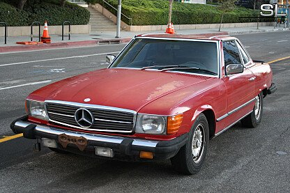 1981 Mercedes-Benz 500SL for sale 100894199
