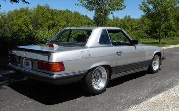 1981 Mercedes-Benz 500SL for sale 101001073