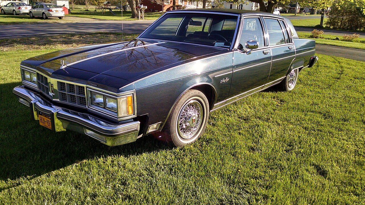 1981 Oldsmobile 98 Regency Sedan for sale 100879285