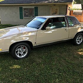 1981 Oldsmobile Cutlass Calais Coupe for sale 100798762