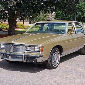 1981 Pontiac Bonneville for sale 100888039