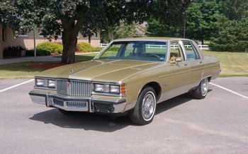 1981 Pontiac Bonneville for sale 100931456