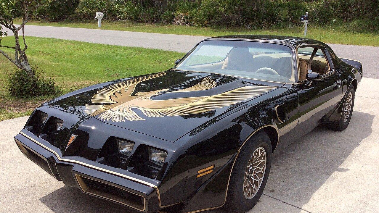 1981 pontiac firebird trans am turbo special for sale near. Black Bedroom Furniture Sets. Home Design Ideas