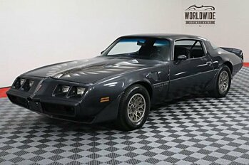 1981 Pontiac Firebird Trans Am for sale 100890096