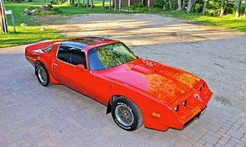 1981 Pontiac Firebird for sale 100924009