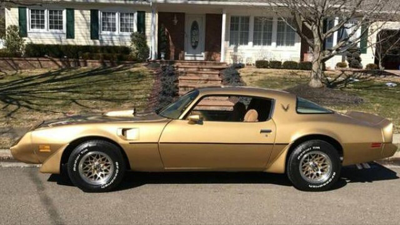 1981 Pontiac Firebird for sale 100994914