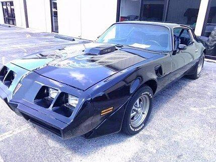 1981 Pontiac Firebird for sale 100913985