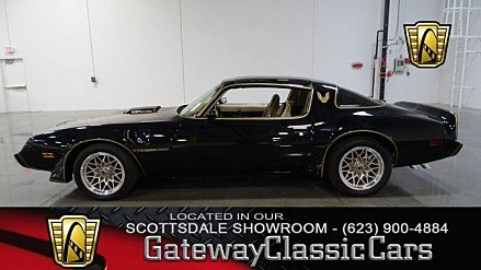 1981 Pontiac Firebird Trans Am for sale 100964744