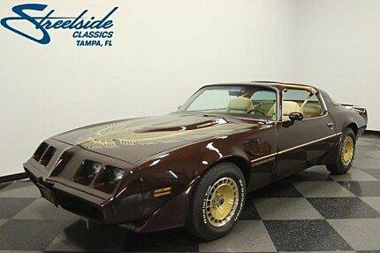 1981 Pontiac Firebird for sale 100980728