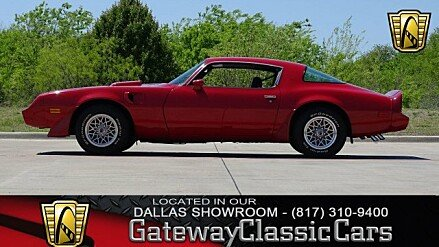1981 Pontiac Firebird Trans Am for sale 100981563
