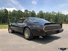 1981 Pontiac Firebird Trans Am for sale 101005036