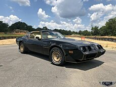 1981 Pontiac Firebird Trans Am for sale 101013215