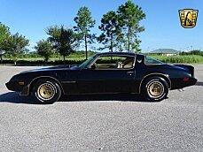 1981 Pontiac Firebird Trans Am for sale 101014440