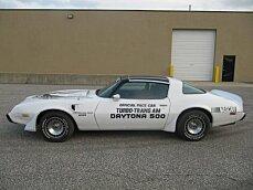 1981 Pontiac Firebird for sale 101032419