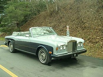 1981 Rolls-Royce Corniche for sale 100972600