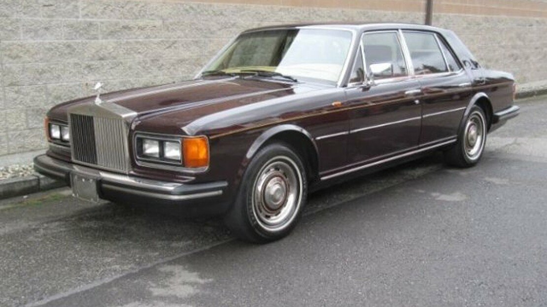 1981 Rolls-Royce Silver Spirit for sale 101051350