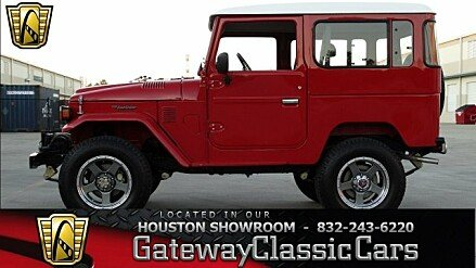 1981 Toyota Land Cruiser for sale 100739900