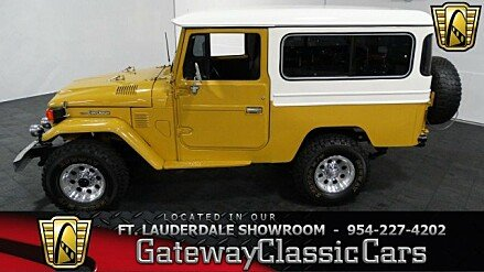 1981 Toyota Land Cruiser for sale 100773462