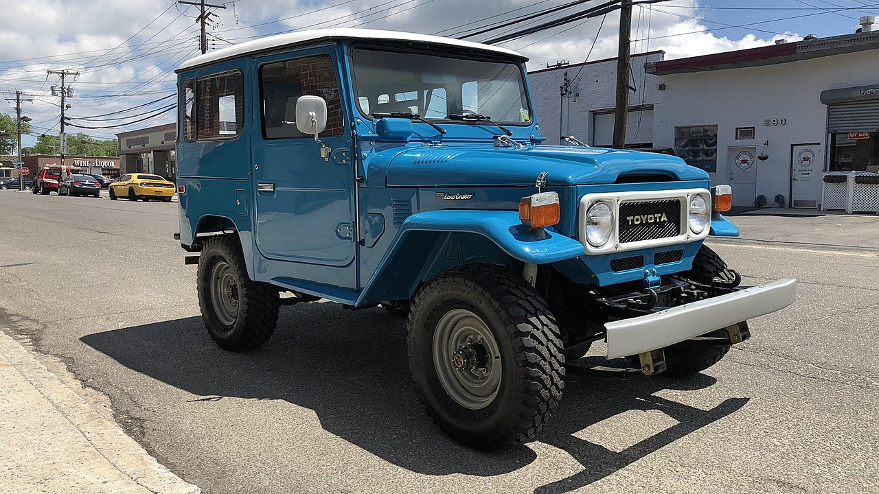 1981 Toyota Land Cruiser for sale 100989410