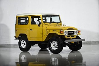 1981 Toyota Land Cruiser for sale 100881983