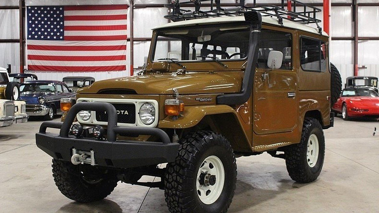 1981 Toyota Land Cruiser for sale 100944021