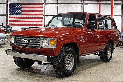 1981 Toyota Land Cruiser for sale 100930211