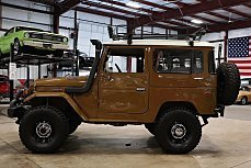 1981 Toyota Land Cruiser for sale 101000532
