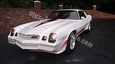 1981 chevrolet Camaro for sale 100996709