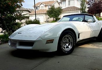 1981 chevrolet Corvette for sale 100893372