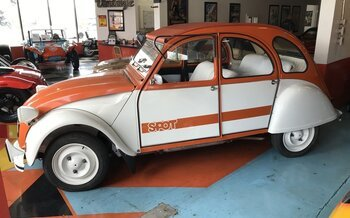 1981 citroen 2CV for sale 101010174