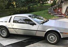 1981 delorean DMC-12 for sale 100896103