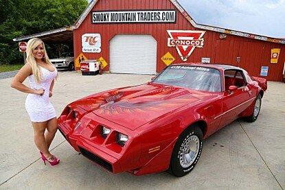1981 pontiac Firebird Trans Am for sale 100994369