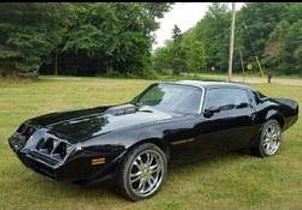 1981 pontiac Firebird for sale 101043607