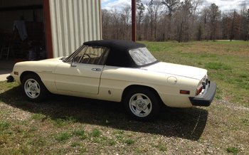 1982 Alfa Romeo Spider for sale 100867742