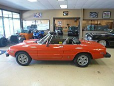 1982 Alfa Romeo Spider for sale 100879161