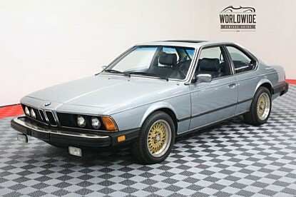 1982 BMW 633CSi Coupe for sale 100882679